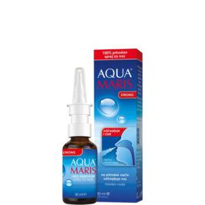 Aqua Maris Strong sprej za nos