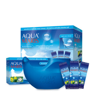 Aqua Maris Talasoterapija sustav za ispiranje nosa