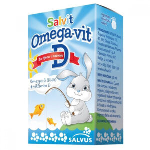 SALVIT Omega-Vit D kapi