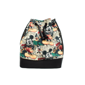 Torba TR124 Mickey Mouse crna