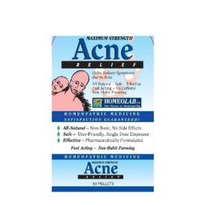 HOMEOLAB Acne relief