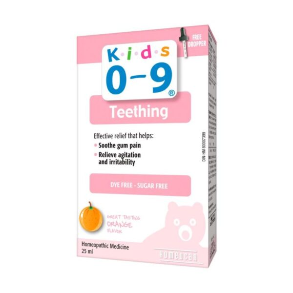 HOMEOLAB Kids Relief Teething