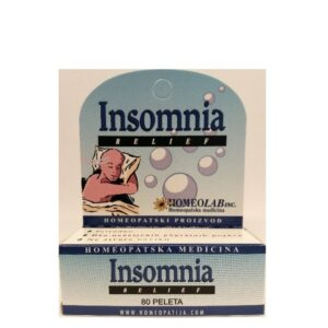 HOMEOLAB Insomnia relief