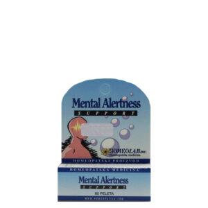 HOMEOLAB Mental Alertness support