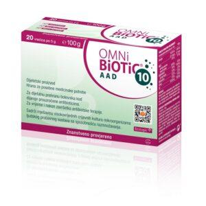 ALLERGOSAN Omni Biotic 10 AAD