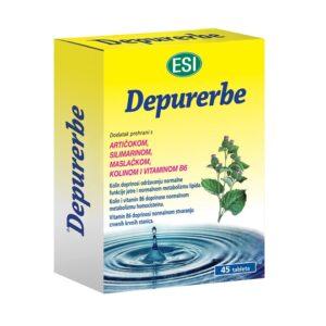 ESI Depurerbe tablete