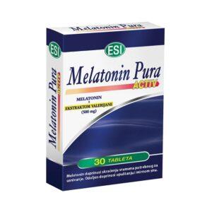 ESI Melatonin Pura Activ tablete