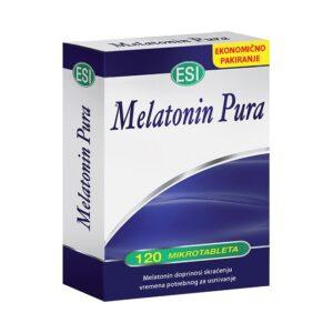 ESI Melatonin Pura mikrotablete