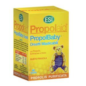 ESI Propolaid PropolBaby pastile za žvakanje