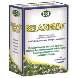 ESI Relaxherbe kapsule