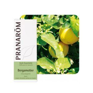 PRANAROM Bergamot eterično ulje (Citrus bergamia)