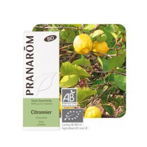 PRANAROM Limun eterično ulje (Citrus limon)