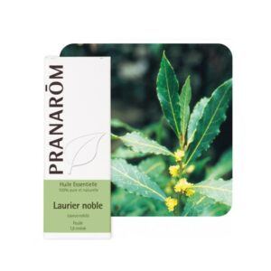 PRANAROM Lovor eterično ulje (Laurus nobilis)