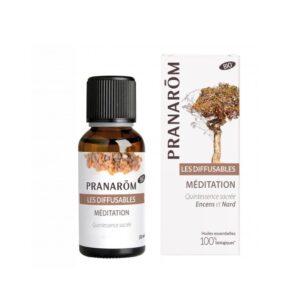 PRANAROM Meditation bio (mješavina za difuzer)