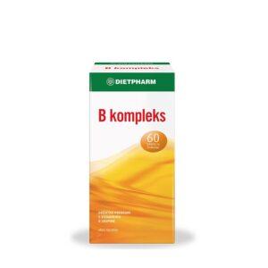 DIETPHARM B kompleks tablete za žvakanje