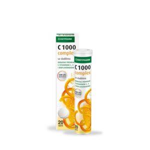 DIETPHARM C 1000 Complex šumeće tablete