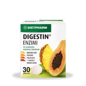 DIETPHARM Digestinenzimi tablete