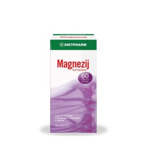 DIETPHARM Magnezij kompleks tablete za žvakanje