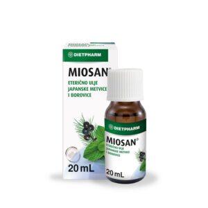 DIETPHARM Miosaneterično ulje