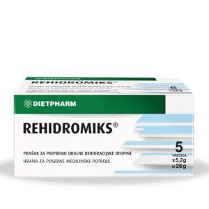 DIETPHARM Rehidromiks prašak