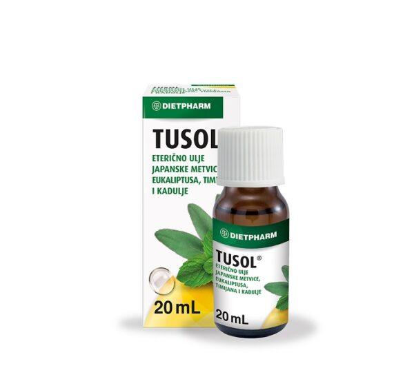 DIETPHARM Tusoleterično ulje