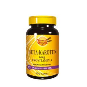 NATURAL WEALTH Beta karoten