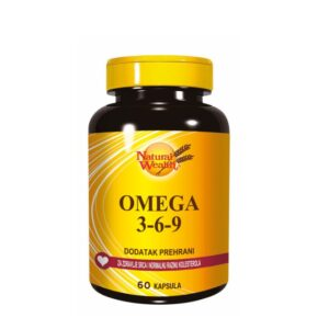 NATURAL WEALTH Omega 3-6-9