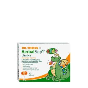 DR THEISS HerbalSept Kids dječje lizalice