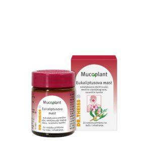 DR THEISS Mucoplant Eukaliptusova mast
