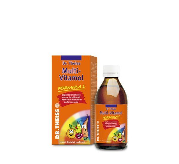 DR THEISS Multi-Vitamol Formula L