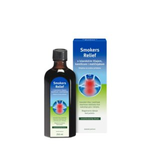 DR THEISS Smokers relief