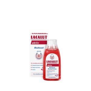 Lacalut otopina Aktiv za njegu usne šupljine