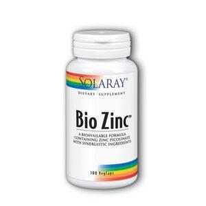 SOLARAY Bio Zinc