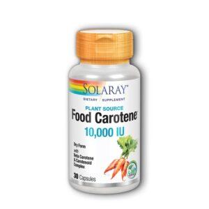 SOLARAY Food Carotene