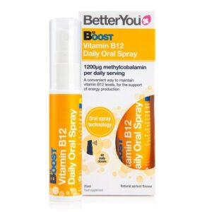 BETTERYOU Vitamin B12 Boost u spreju