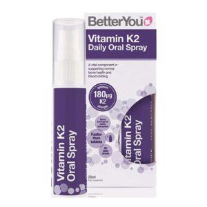 BETTERYOU Vitamin K2 u spreju
