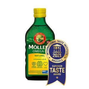 Mollers Omega 3 norveško riblje ulje