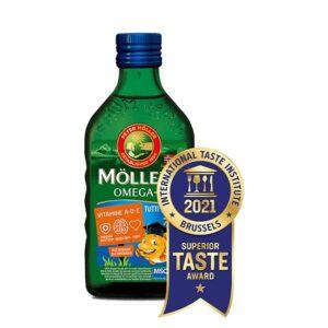 MOLLERS Omega 3 ulje tutti frutti