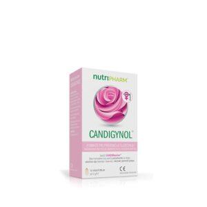 NUTRIPHARM Candigynol vagitorijikod vaginalnih infekcija
