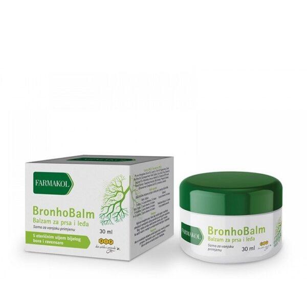 PIP Farmakol BronhoBalm balzam