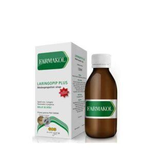 PIP Farmakol Laringopip plus mednopropolisni sirup