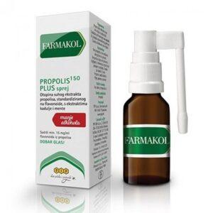 PIP Farmakol Propolis 150 plus sprej