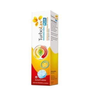 TurboLax plus šumeće tablete
