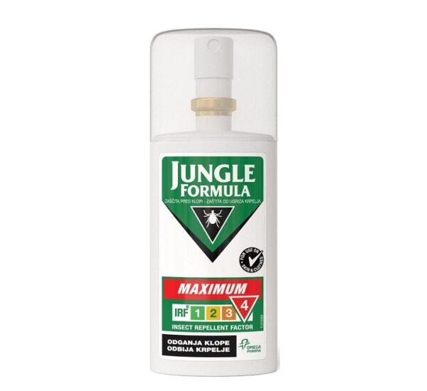 Jungle Formula maximum sprej protiv krpelja