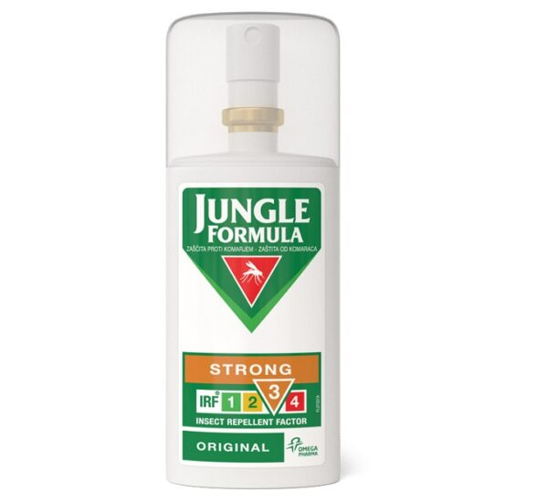 Jungle formula strong sprej protiv komaraca