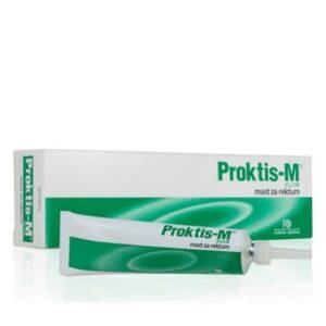 Proktis-MPlus mast za rektum