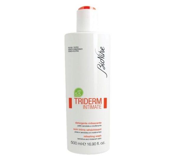BIONIKE Triderm intimate Refreshing wash pH5.5