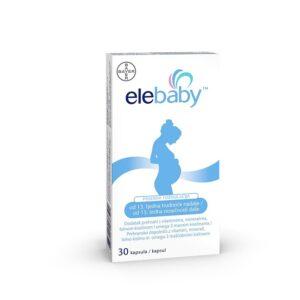 Elebaby za trudnice 30 kapsula