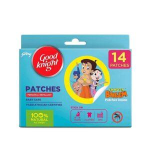 Good Knight Patches flasteri protiv komaraca