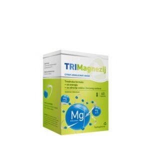HAMAPHARM TriMagnezij 60 kapsula